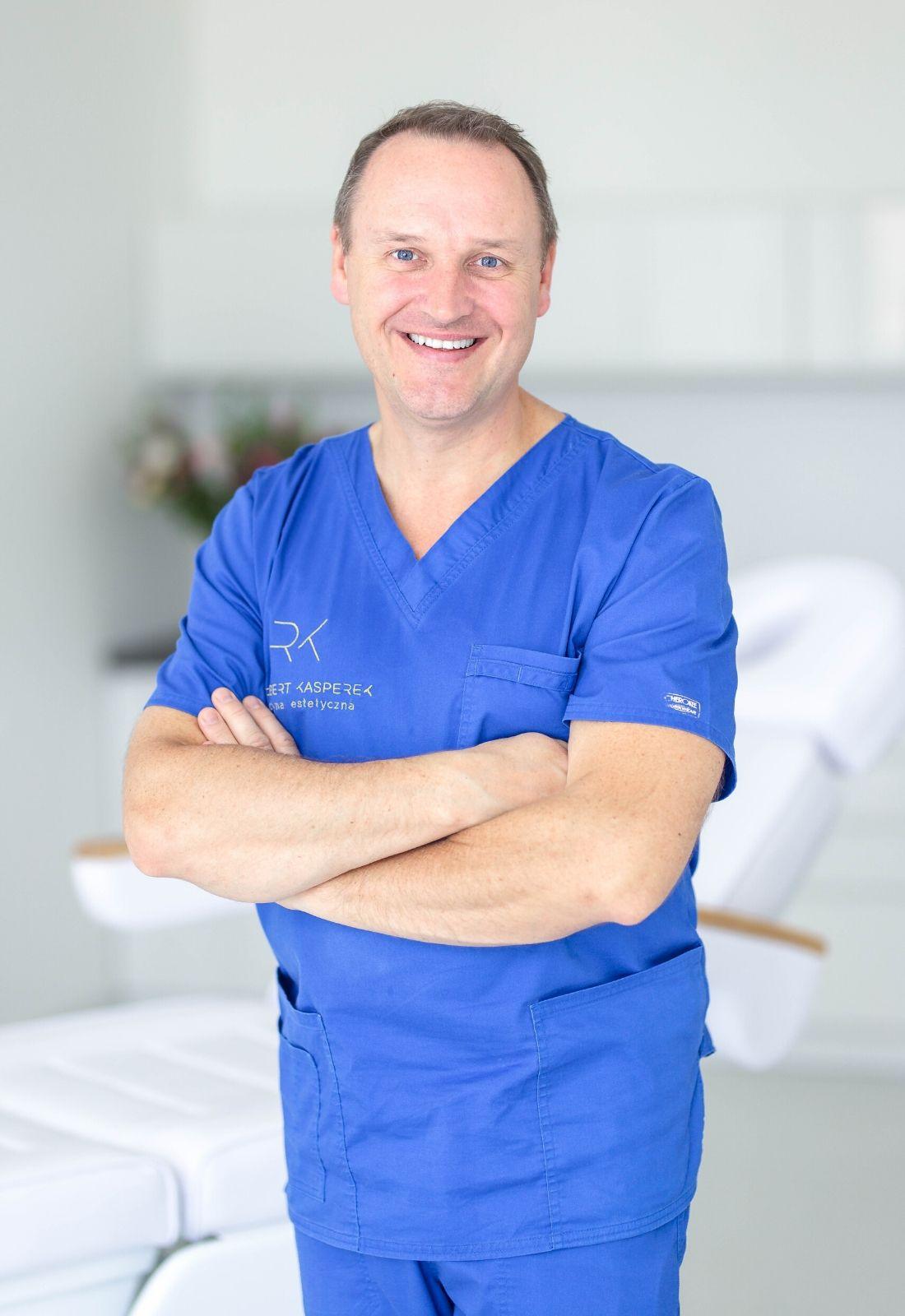 Klinika Dr Robert Kasprek Jelenia Góra Medycyna estetyczna i Laseroterapia